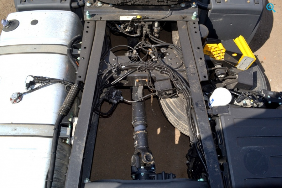 Седельный тягач MAN TGS 19.400 4X2 BLS-WW. Год выпуска 2015.