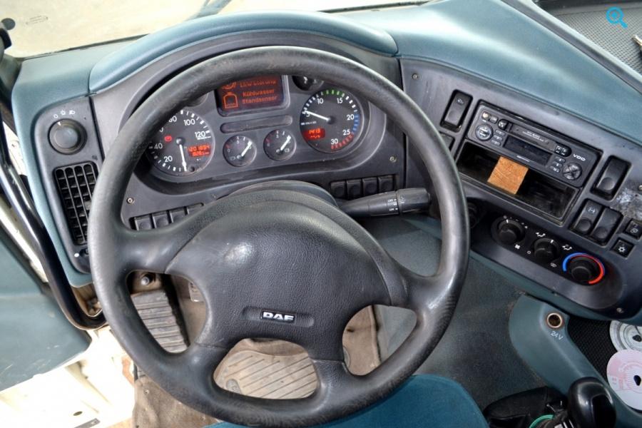 Седельный тягач Daf XF 95.430. Год выпуска 2005