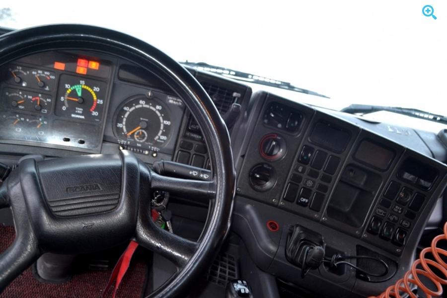 Седельный тягач Scania R420