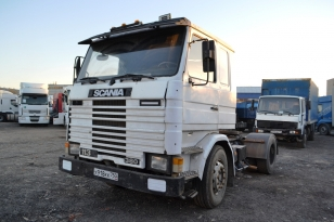 Купить тягач Scania R113. Год выпуска - 1989 .