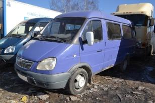 Купить микроавтобус пассажирский ГАЗ 32213 Б/У