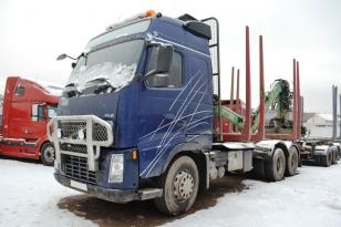 Лесовоз Вольво FH16.Год выпуска 2011