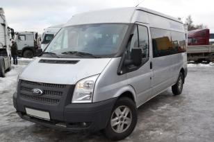 Микроавтобус Ford Transit. Год выпуска 2013.