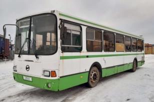 Автобус ЛиАЗ 525635