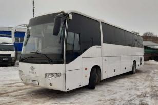 Туристический автобус HIGER KLQ6129Q