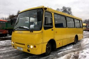 Пригородный автобус ISUZU Богдан А 09212