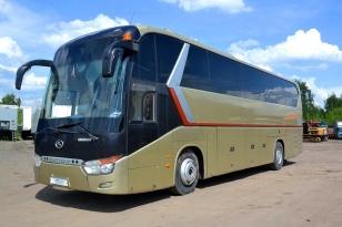 Автобус туристический KING LONG XMQ6129Y (LUXE) 2013г.в.