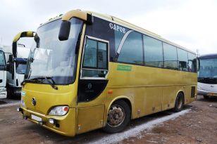 Автобус Golden Dragon XML6896E1A. Год выпуска 2005.