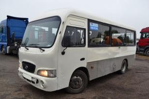 Автобус HYUNDAI COUNTY HD (SWB) Год выпуска 2009.