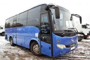 Автобус Туристический HIGER KLQ6840. Год выпуска 2007.