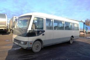 Автобус туристический MITSUBIHI FUSO ROSA (BE637). Год выпуска 2006.