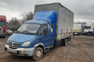 Промтоварный фургон ГАЗ Валдай