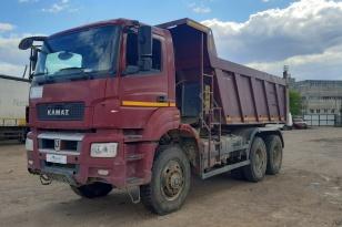 КАМАЗ 65802-S5