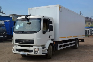 Грузовой изотермический фургон VOLVO FL 4x2