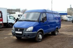 Цельнометаллический грузовой фургон Газ 2705