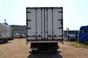 Грузовик бортовой шторный Камаз 65117-N3