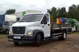 Тентованный ГАЗ Газон Next С41R33