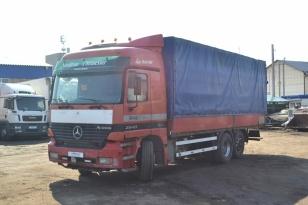 Грузовик бортовой-тентованный Mercedes-Benz 2540L