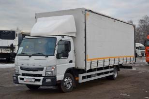 Шторный грузовик Fuso Canter 2019 г.в.