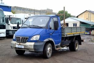 Грузовой бортовой ГАЗ ВАЛДАЙ 33104