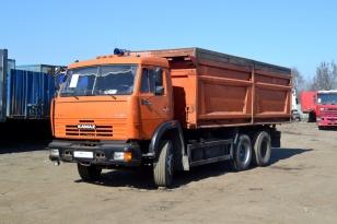 Грузовик самосвал КАМАЗ 453950 (65115)