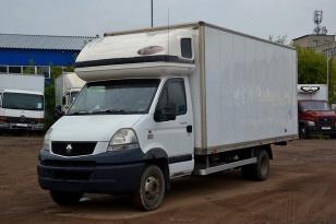 Грузовой фургон RENAULT MASCOTT 2007 г.в.
