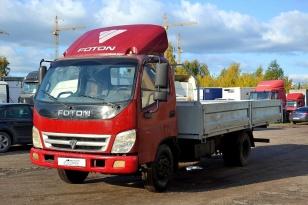 Автомобиль грузовой бортовой Foton Ollin ll 3360