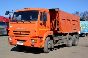 Самосвал КАМАЗ 65115-L4