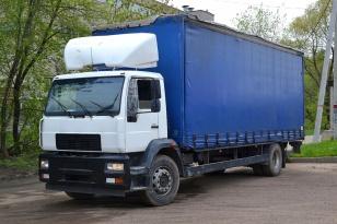 Шторный грузовик MAN 18.225 2004 г.в.