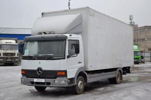 Грузовой фургон MERCEDES-BENZ ATEGO 818 2003 г.в.