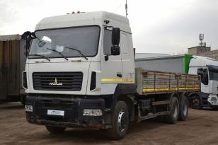 Бортовой грузовик МАЗ 6312В9-420-015