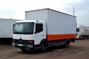 Грузовой фургон Mercedes-Benz Atego 815