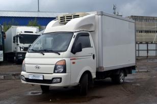 Грузовой фургон рефрижератор HYUNDAI PORTER 2