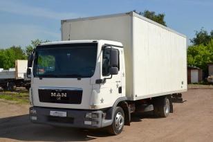 Промтоварный грузовик MAN TGL