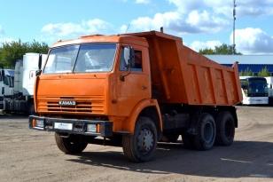 Грузовик самосвал Камаз 65115С
