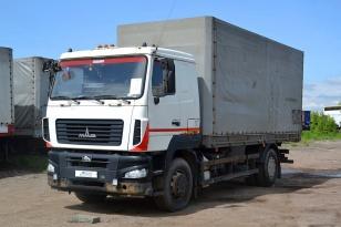 МАЗ 5340В5-8420-005 грузовик бортовой тентованный 2013 г.в.