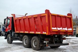 МАЗ 6501В9