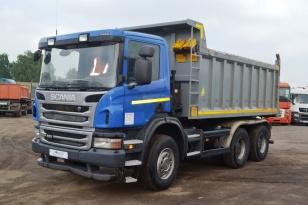 Scania P6x400 P380CB6X4EHZ
