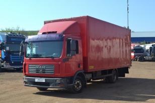 Грузовой фургон Man TGL 8.180