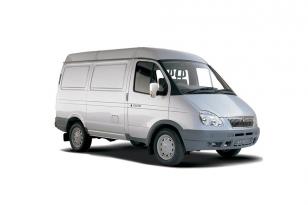 Цельнометаллический фургон Газель Соболь