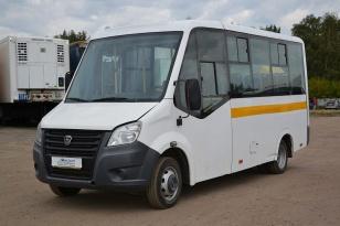 Микроавтобус Газ-A64R42 (Газель NEXT)