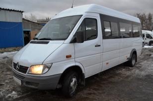 Микроавтобус MERCEDES-BENZ SPRINTER 411 CDI CLASSIC. Год выпуска 2013.