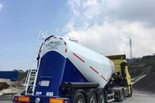 НОВАЯ линейка цементовозов GuteWolf