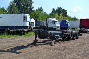 Полуприцеп-контейнеровоз Renders RSCC 1227