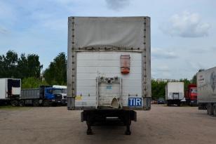 Полуприцеп контейнеровоз Steelbear PK 24 N