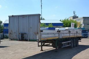 Полуприцеп бортовой МАЗ 975800-3012