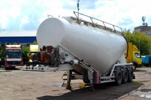 Полуприцеп цементовоз OZTAS TRAILER BNM3M