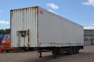 Полуприцеп-фургон SAMRO ST3314