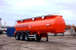 Цистерна 3-х осная бензовоз FoxTank ППЦ-25
