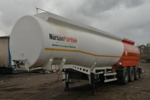 Полуприцеп цистерна NURSAN 3ANRS